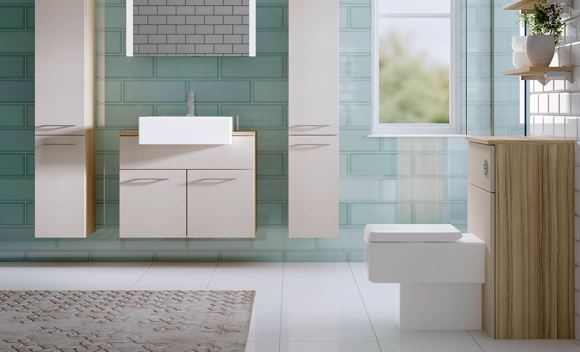 Gaddesby Bathrooms Cologne Galaxy