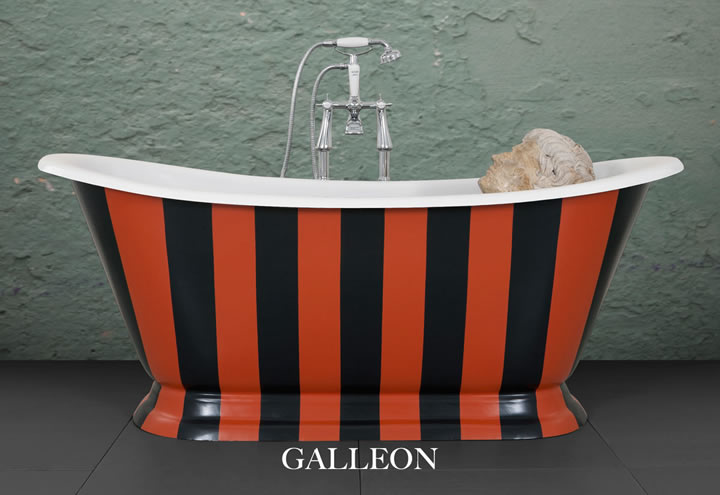 galleon striped